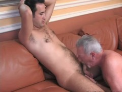 Dad fucks son,s wife