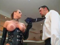 Anal, Latex, Bound latex anal slave