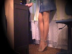 Stockings, Masturbation stockings