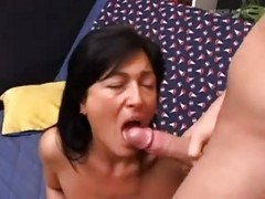 Anal, Italian, Mom, Italian mom sleeping son