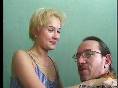 Teen, Swallow, Russian, Cumshot, Swallow it