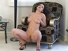 Strip, Masturbating girl counts down to orgasm