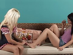 Lesbian, Wet, Teen, Compilation lesbian strapon anal