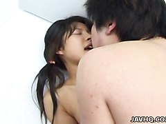 Teen, Japanese train grope