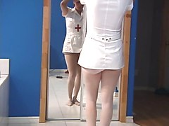 Smoking, Nurse, Smoking nurse blowjobs