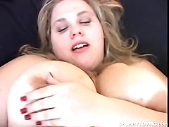 Amateur, Cute, Fat, Bbw amateur masturbate