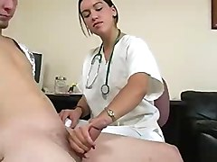 Doctor, Anal dildo by doctor