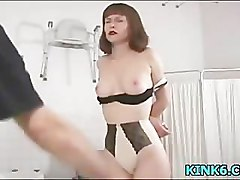 Babe, Tied, Teacher, Exam, Teacher fucked by her student