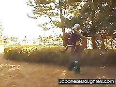 Anal, Teen, Japanese daughter