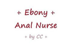 Ebony, Anal, Nurse, Ass riding latina ebony anal french