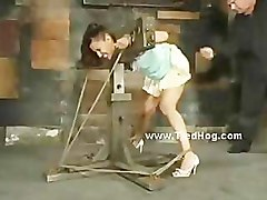 Bus, Fetish, Slave, Tied, Ysta kaos gets used and abused at a house party
