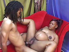 Black, Homemade black squirt solo