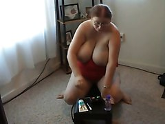 Wife, Sybian, Charlie chase sybian