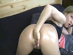 Anal, Fisting, Amateur webcam anal fist