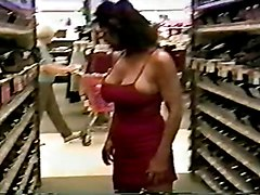 Flashing, Amateur mature flashing on webcam
