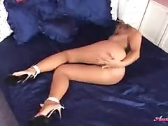 Christy mom solo tease
