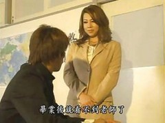 Asian, Japanese, Teacher, Student, Japanese teacher blackmail