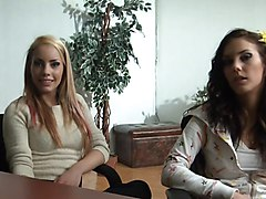 Hd, Audition, Dutch teen audition
