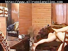 Swallow, Russian, Cumshot, Russian mature maid