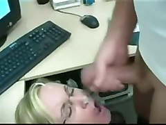 Office, Secretary, Milf, Secretary fucked in office