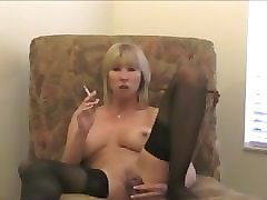 Smoking, Corset joi smoking mommy humiliation