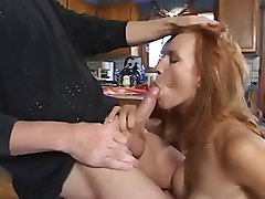 Facial, Milf, Redhead, Rachel steele mom red milf production movies