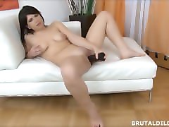 Bus, Brutal, Black, Hd, Babe, Dildo, Hd gay babe