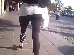 Black, Heels, Milf, Bubble butt mothers