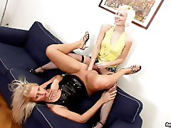 Czech, Fisting, Two czech babes get their butts fucked by site