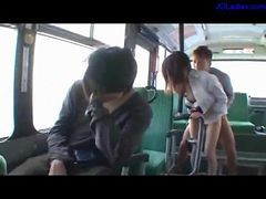 Bus, Office, Facial, Anal office