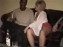 Black, Wife, Drunk, Creampie, Drunk bus