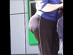Milf, Big Ass, Busty bubble butt milfs xposed