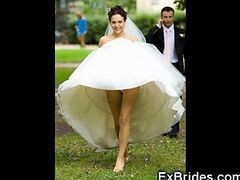 Upskirt, Bride, Wedding, Turkish wedding