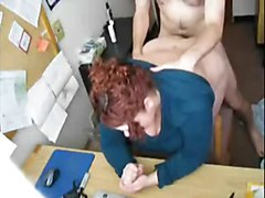 Secretary, Quick fuck at the office with my secretary