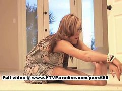 Blonde, Babe, Flexible, Fisting, Babe hd