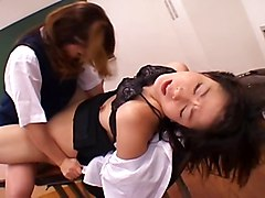 Ass, Strapon, Asian schoolgirl hot handjob in bus full movie