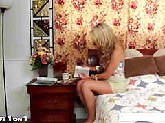 Blonde, Housewife, Wife, Titjob, Housewife share with friends