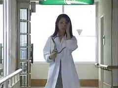 Asian, Doctor, 1990 asian doctor dildo stimulate