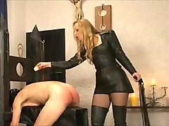 Slave, French hard mature