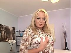 Anal, Blonde, Mature, Mature Anal, Interracial mature anal wife