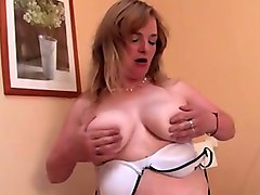 Strip, Amateur mature stripped