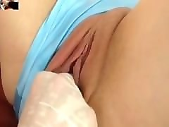 Amateur, Teen, Fisting, Huge squirting pussy
