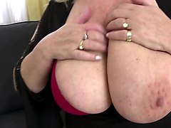 Bus, Natural, Taboo family horny mother fuck son
