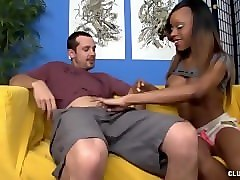 Interracial, Blowjob and handjob compilation