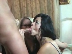 Mom, Threesome, Kelly hart mommy fucks son