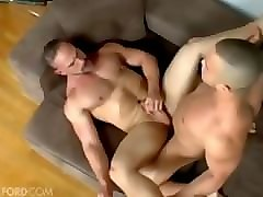 Daddy and son fuck mom