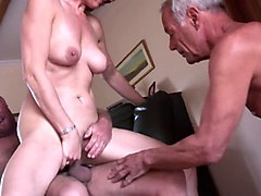 Amateur, Cuckold, Threesome, Amateur mature cash