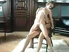 Glasses, Hairy, Ass, Secretary, Milf, Hot vintage hermaphrodite twins fuck each other