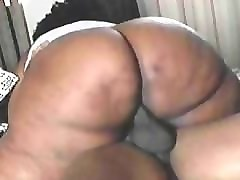 Ebony, Amateur, Rough, Ebony rough blowjob