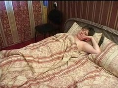 Mom, Russian, Hot mom and boy incest reality